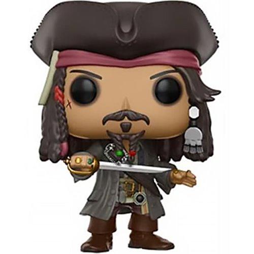 Pirates of the Caribbean: Dead Men Tell No Tales Jack Sparrow Pop! Vinyl Figure