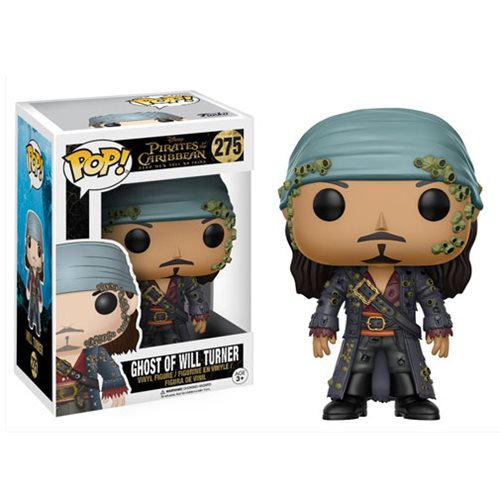 Pirates of the Caribbean Ghost of Will Turner Pop! Figure