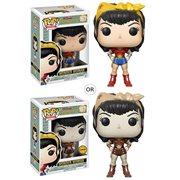 DC Bombshells Wonder Woman Pop! Vinyl Figure