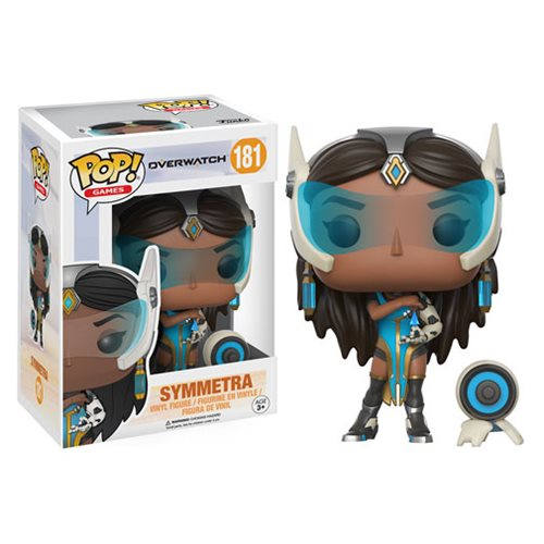 Overwatch Symmetra Pop! Vinyl Figure