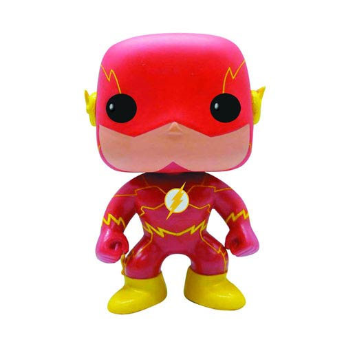 Flash New 52 Previews Exclusive Pop! Vinyl Figure
