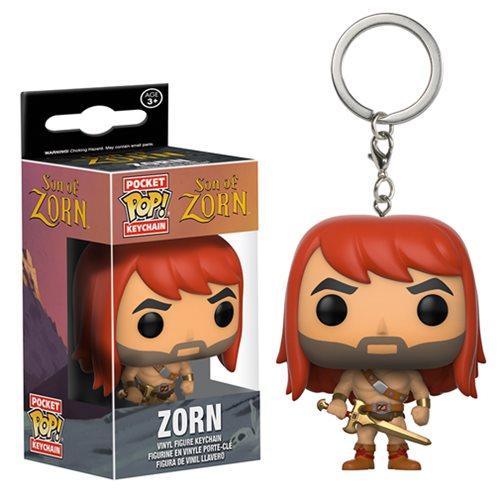 Son of Zorn Pocket Pop! Key Chain
