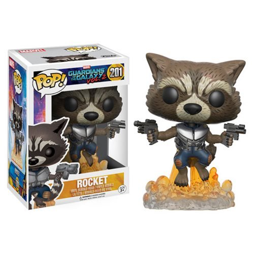 Guardians of the Galaxy Vol. 2 Rocket Pop! Vinyl Figure