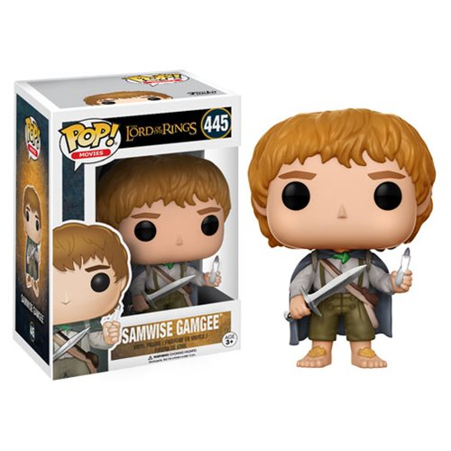 The Lord of the Rings Samwise Gamgee Pop! Vinyl Figure