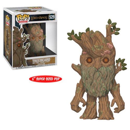 LOTR Treebeard 6-Inch Pop! Vinyl Figure #529