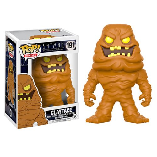 Batman The Animated Series Clayface Pop Vinyl Figure