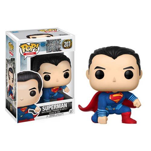 Justice League Movie Superman Pop! Vinyl Figure - Funko ...