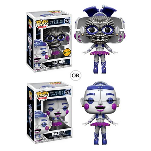 Five Nights at Freddy's Sister Location Ballora, Not Mint