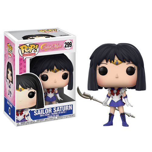 Sailor Moon Sailor Saturn Pop! Vinyl Figure #299