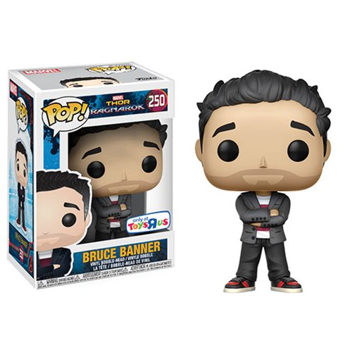 Thor Ragnarok Bruce Banner Pop! Vinyl Figure - Exclusive