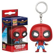 Spider-Man: Homecoming Homemade Suit Pocket Pop! Key Chain