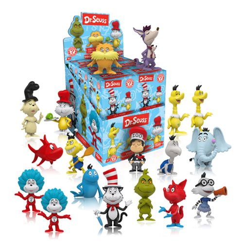 Dr. Seuss Mystery Minis Series 1 Display Case