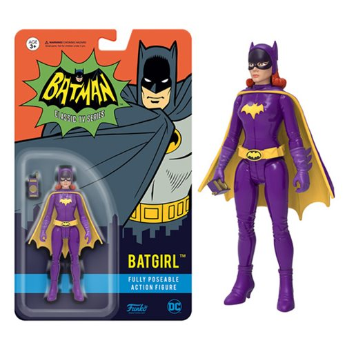 Batman 1966 Batgirl Action Figure