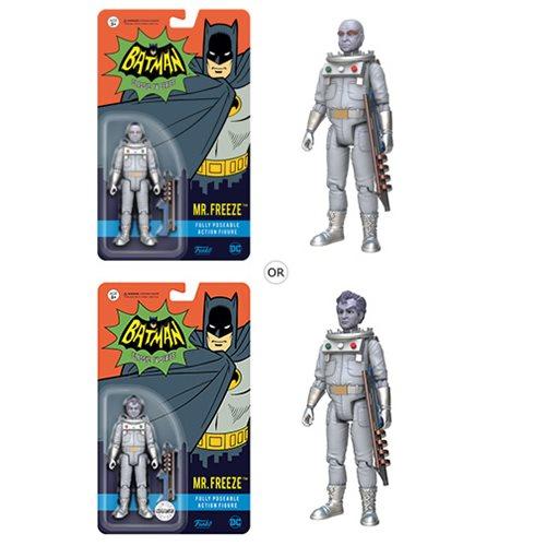 Batman 1966 Mr. Freeze Action Figure