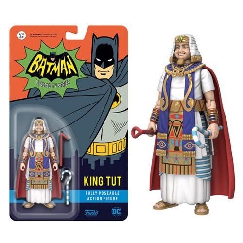 Batman 1966 King Tut Action Figure