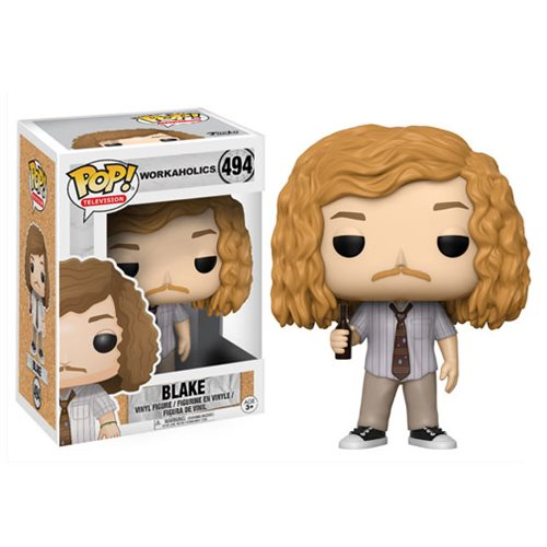 Workaholics Blake Pop! Vinyl Figure, Not Mint