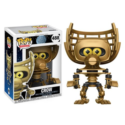 Mystery Science Theater 3000 Crow Pop! Figure, Not Mint