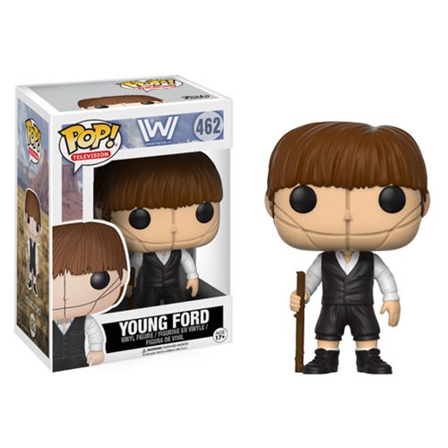 Westworld Young Dr. Ford Pop! Vinyl Figure, Not Mint
