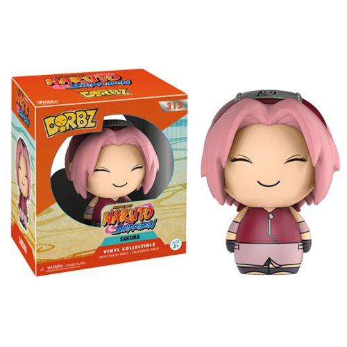 Naruto Sakura Dorbz Vinyl Figure