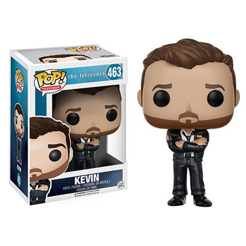 The Leftovers Kevin Pop! Vinyl Figure