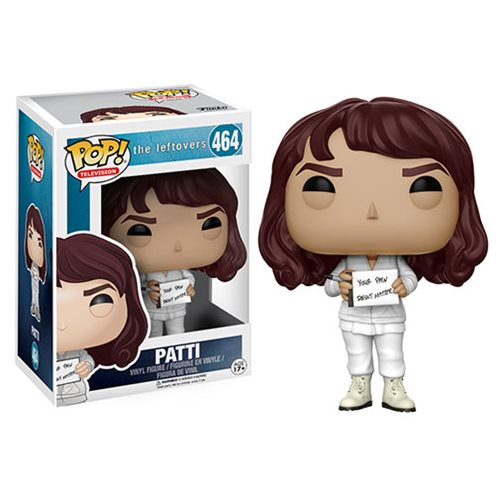 The Leftovers Patti Pop! Vinyl Figure, Not Mint