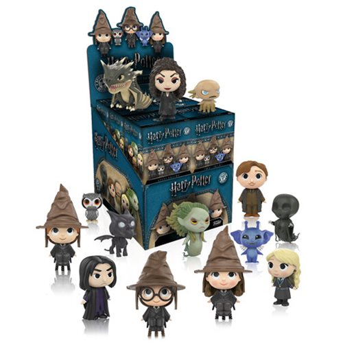 Harry Potter Mystery Minis Series 2 Display Case