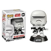 Star Wars: Last Jedi First Order Flametrooper Pop! Bobble