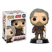 Star Wars: Last Jedi Luke Skywalker Pop! Bobble Head #193