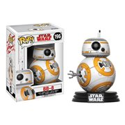 Star Wars: The Last Jedi Bb-8 Pop! Vinyl Bobble Head #196