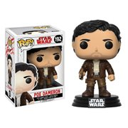 Star Wars: Last Jedi Poe Dameron Pop! Vinyl Bobble Head #192