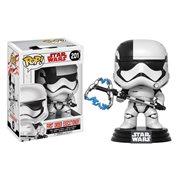 Star Wars: Last Jedi First Order Executioner Pop! Bobble