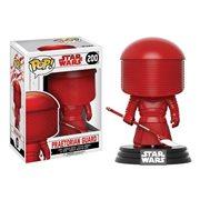 Star Wars: Last Jedi Praetorian Guard Pop! Bobble Head #200