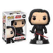 Star Wars: Last Jedi Kylo Ren Pop! Vinyl Bobble Head #194