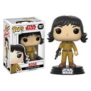 Star Wars: The Last Jedi Rose Pop! Vinyl Bobble Head #197