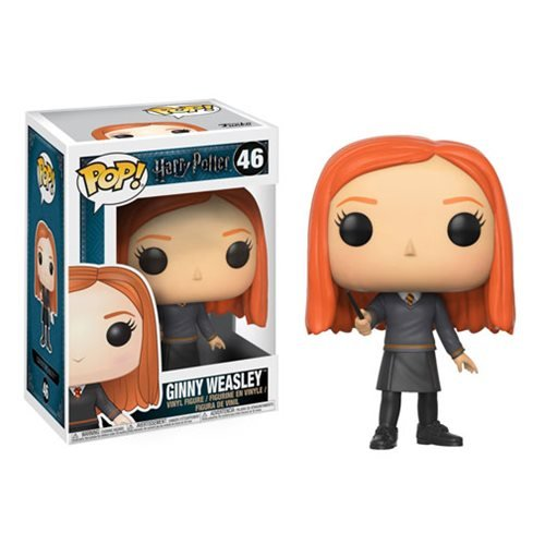 Harry Potter Ginny Weasley Pop! Vinyl Figure #46