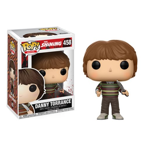 The Shining Danny Torrance Pop! Vinyl Figure #458