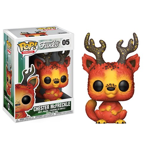 Wetmore Forest Chester McFreckle Pop! Vinyl Figure