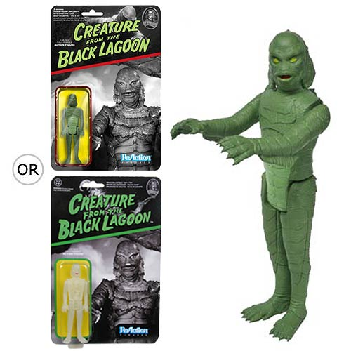 Universal Monsters Creature ReAction 3 3/4-Inch Figure