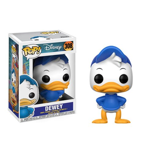 Duck Tales Dewey Pop! Vinyl Figure
