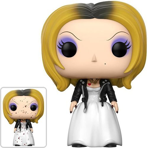 Bride Of Chucky Tiffany Pop Vinyl Figure 468 Funko