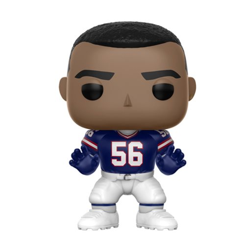 NFL Legends Lawrence Taylor Giants Throwback Pop! Vinyl #79