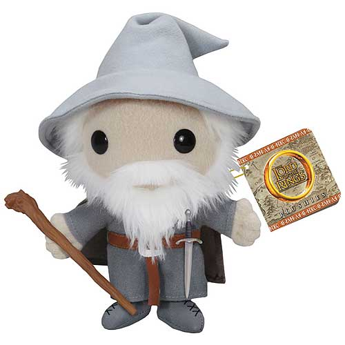 Lord of the Rings Gandalf Plush