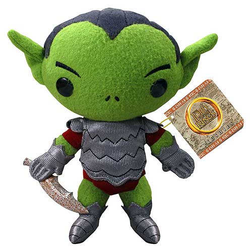 Lord of the Rings Orc Plush