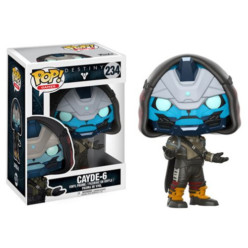 Destiny 2 Cayde 6 Pop Vinyl Figure Funko Destiny
