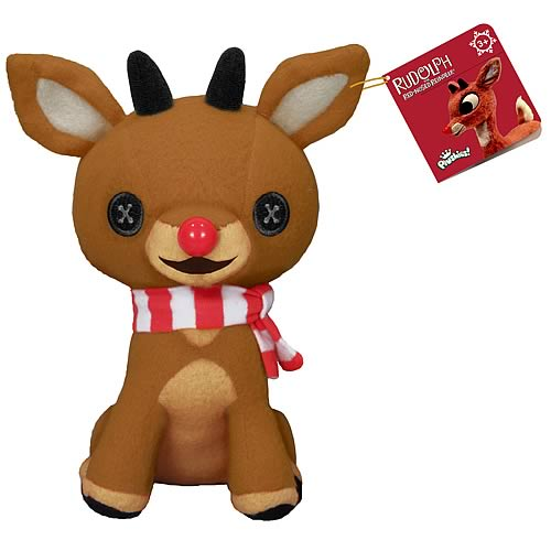 Rudolph the Red Nosed Reindeer Rudolph Plush