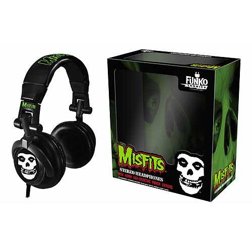 Misfits DJ Headphones