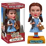 Wizard of Oz Dorothy Gale and Toto Bobble Head