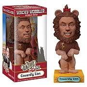 Wizard of Oz Cowardly Lion Bobble Head