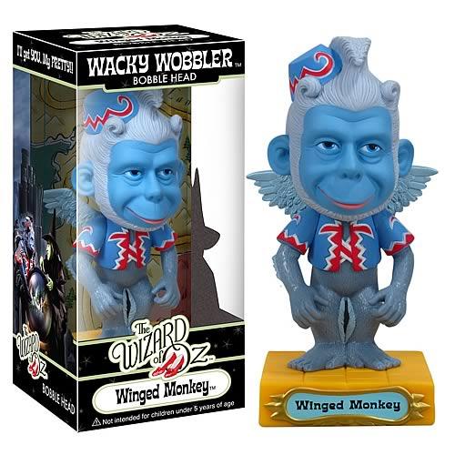 Wizard of Oz Flying Monkey Bobble Head