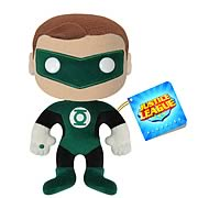 Justice League Green Lantern 7-Inch Plush